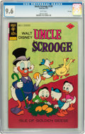 Bronze Age (1970-1979):Cartoon Character, Uncle Scrooge #139 File Copy (Gold Key, 1977) CGC NM+ 9.6 Whitepages....