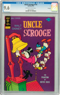 Bronze Age (1970-1979):Cartoon Character, Uncle Scrooge #114 File Copy (Gold Key, 1974) CGC NM+ 9.6 Off-whiteto white pages....