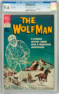 Silver Age (1956-1969):Horror, Movie Classics: Wolfman #nn (2nd Printing) (Dell, 1964) CGC NM+ 9.6Off-white to white pages....