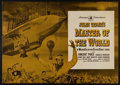 """Movie Posters:Science Fiction, Master of the World (American International, 1961). Uncut Pressbook(18 Pages, 15"""" X 21.5""""). Science Fiction.. ..."""