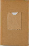 Books:Art & Architecture, Group of Two Books Relating to Art, including: Charles Newman. TriQuarterly 32. Winter 1975. Evanston: North... (Total: 2 Items)