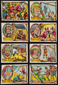 "Non-Sport Cards:Sets, 1961 Fleer ""Pirates Bold"" Complete Set (66). ..."