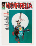Magazines:Horror, Vampirella #3 (Warren, 1970) Condition: VF-....