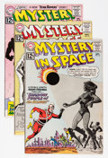 Silver Age (1956-1969):Science Fiction, Mystery in Space Group (DC, 1962-65) Condition: Average FN/VF.... (Total: 10 Comic Books)