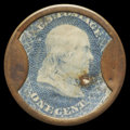 Encased Postage: , HB-96 EP-12 Reed-DO01 1¢ Dougan Extremely Fine.. ...