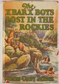Books:Children's Books, James Cody Ferris. The X Bar X Boys Lost in the Rockies. NewYork: Grosset & Dunlap, [1930]. Octavo. 211 pages. Publ...