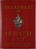 Books:Art & Architecture, Jacobo Furman. Treasures of Jewish Art. [n. p.]: Beaux Arts Editions, [1997]. First edition, first printing. Quarto....