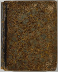 Books:Medicine, Josiah Reed. A Digest of Materi Medica and Therapeutics. Also aShort Record of Rare Cases. [Physicians Hand-Written Per...