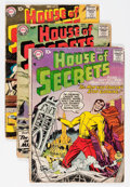 Silver Age (1956-1969):Mystery, House of Secrets Group (DC, 1958-65) Condition: Average GD....(Total: 15 Comic Books)