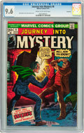 Bronze Age (1970-1979):Horror, Journey Into Mystery #6 Savannah pedigree (Marvel, 1973) CGC NM+9.6 Cream to off-white pages....