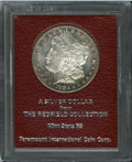 Additional Certified Coins: , 1883-S $1 Morgan Dollar MS65 Paramount (MS62). Ex: Redfield andhoused in the red plastic hol...