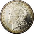 Additional Certified Coins: , 1893-CC $1 Morgan Dollar Paramount International MS65 (MS62). Ex:Redfield. Housed in the ori...