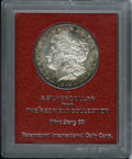 Additional Certified Coins: , 1898-S $1 Morgan Dollar MS65 Paramount International (MS63). Ex:Redfield Collection. Aquamar...
