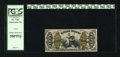 Fractional Currency:Third Issue, Fr. 1362 50c Third Issue Justice PCGS Choice About New 58PPQ. A bold bronze overprint highlights this example that carries f...