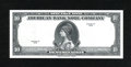 Miscellaneous:Other, American Bank Note Company Specimen $10 Series 1929. This is a $10denominated specimen note printed by the ABNCo as Series ...