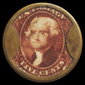Encased Postage: , HB-145 EP-80 Reed-HO05 5¢ L. C. Hopkins & Co. About New.. ...