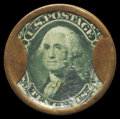 Encased Postage: , HB-95 EP-108 Reed-CO10 10¢ H. A. Cook Very Fine.. ...
