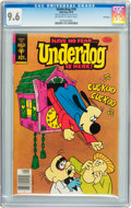 Bronze Age (1970-1979):Cartoon Character, Underdog #20 File Copy (Gold Key, 1978) CGC NM+ 9.6 Off-white towhite pages....