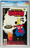 Bronze Age (1970-1979):Cartoon Character, Underdog #22 File Copy (Gold Key, 1978) CGC NM+ 9.6 White pages....