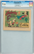 Bronze Age (1970-1979):Cartoon Character, Kite Fun Book: Underdog - File Copy (Various, 1974) CGC NM+ 9.6Off-white to white pages....