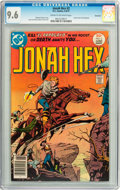 Bronze Age (1970-1979):Western, Jonah Hex #2 Savannah pedigree (DC, 1977) CGC NM+ 9.6 Cream to off-white pages....