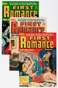 Golden Age (1938-1955):Romance, First Romance File Copies Group (Harvey, 1951-54) Condition:Average VF/NM.... (Total: 9 Comic Books)