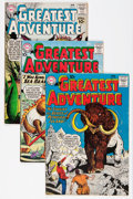 Silver Age (1956-1969):Adventure, My Greatest Adventure Group (DC, 1960-63) Condition: Average VG+.... (Total: 12 Comic Books)
