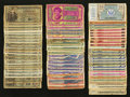 Military Payment Certificates:Series 461, MPCs 5¢ - $1 About Good or Better.. ... (Total: 113 notes)