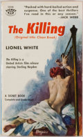 Books:Mystery & Detective Fiction, Lionel White. The Killing. New York: Signet/NewAmerican Library, [1956]. First edition, first printing, June 19...
