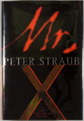 """Books:Horror & Supernatural, Peter Straub. INSCRIBED. Mr. X. New York: Random House,[1999]. First edition, first printing (stated """"first edition..."""