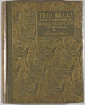 Books:Color-Plate Books, [Edmund Dulac, illustrator]. Edgar Allan Poe. The Bells and Other Poems. New York: Hodder and Stoughton, [1912]....