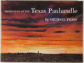Books:Art & Architecture, Michael Frary. SIGNED. Impressions of the Texas Panhandle. College Station: Texas A&M University Press, [1977]. Firs...