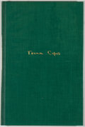Books:Literature 1900-up, Truman Capote. SIGNED/LIMITED. A Christmas Memory. New York:Random House, [1956]. First edition, limited to 600 n...
