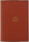 Books:Americana & American History, W. J. Maxwell [editor]. General Register of the Students andFormer Students of the University of Texas, 1917. [...