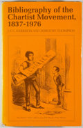 Books:Books about Books, J. F. C. Harrison and Dorothy Thompson. Bibliography of the Chartist Movement, 1837-1976. Sussex: Harvester Press, [...