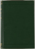Books:Americana & American History, John R. Commons. The Distribution of Wealth. New York:Macmillan, 1905. Later impression. Octavo. 258 pages. Pub...