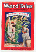 Pulps:Horror, Weird Tales - September 1928 (Popular Fiction, 1928) Condition:FN-....