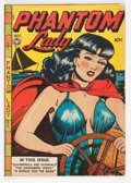 Golden Age (1938-1955):Crime, Phantom Lady #14 (Fox Features Syndicate, 1947) Condition:Qualified VG....