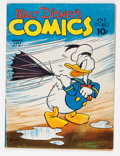 Golden Age (1938-1955):Cartoon Character, Walt Disney's Comics and Stories #6 (Dell, 1941) Condition: Apparent VG-....