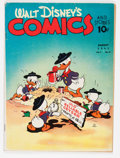 Golden Age (1938-1955):Cartoon Character, Walt Disney's Comics and Stories #11 (Dell, 1941) Condition: FN....