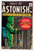 Silver Age (1956-1969):Horror, Tales to Astonish #34 (Marvel, 1962) Condition: FN/VF....
