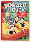 Golden Age (1938-1955):Cartoon Character, Four Color #108 Donald Duck (Dell, 1946) Condition: VG+....