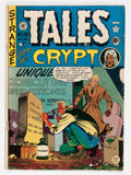 Golden Age (1938-1955):Horror, Tales From the Crypt #20 (EC, 1950) Condition: GD....