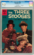 Silver Age (1956-1969):Humor, Four Color #1078 Three Stooges (Dell, 1960) CGC NM- 9.2 Off-white pages....