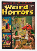 Golden Age (1938-1955):Horror, Weird Horrors #3 (St. John, 1952) Condition: FN....