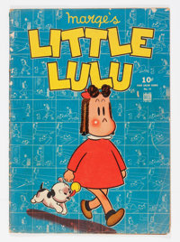 Four Color #74 Marge's Little Lulu (Dell, 1945) Condition: GD/VG