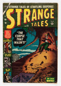 Golden Age (1938-1955):Horror, Strange Tales #22 (Atlas, 1953) Condition: VG+....