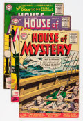 Golden Age (1938-1955):Horror, House of Mystery Group (DC, 1955-64) Condition: Average VG+....(Total: 30 Comic Books)