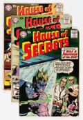 Silver Age (1956-1969):Mystery, House of Secrets Group (DC, 1958-64) Condition: Average VG+....(Total: 18 Comic Books)