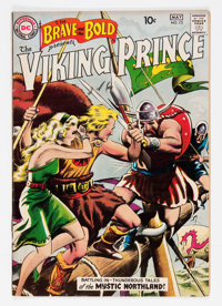 The Brave and the Bold #23 Viking Prince (DC, 1959) Condition: FN-